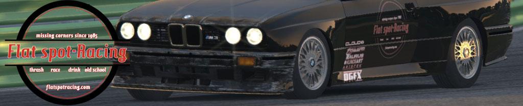 Flat spot-Racing - Forum